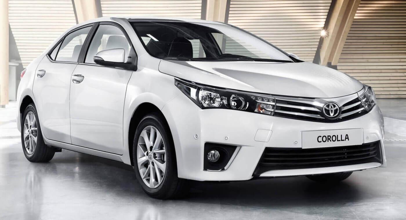 2015 Toyota Corolla Sedan